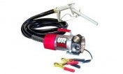 Battery Kit 40 l/min.  -  zestaw do dystrybucji paliwa 12 lub 24 V
