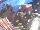 Ciągnik ogrodniczy jednoosiowy