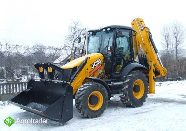 NOWY- JCB 3CX Contractor ECO