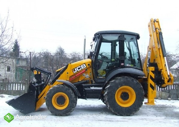 NOWY JCB 3CX Contractor ECO