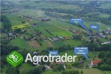 Tanio sprzedam działkę rolno- budowlana - 4078 m2 - zdjęcie 1