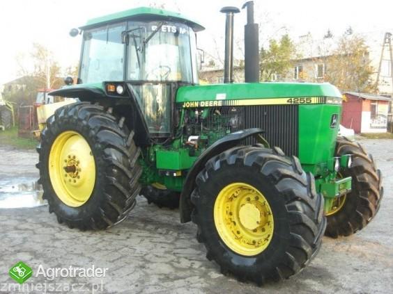 wynajmę traktor