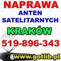Anteny Satelitarne Kraków tel: 519896343