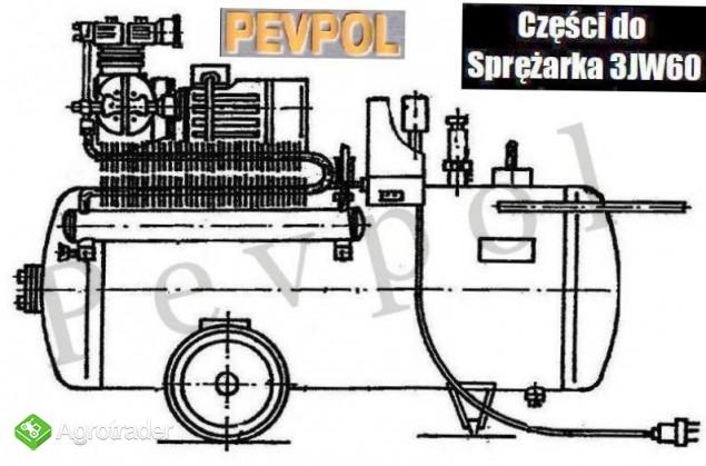 3JW60, ASPA, Sprężarka, Kompresor, Serwis, Naprawa