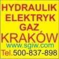 Hydraulik Kraków  Spawacz stal , miedz tel. 500 83