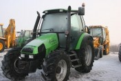 Ciągnik DEUTZ AGROTRON 85 MK3. - 4WD.